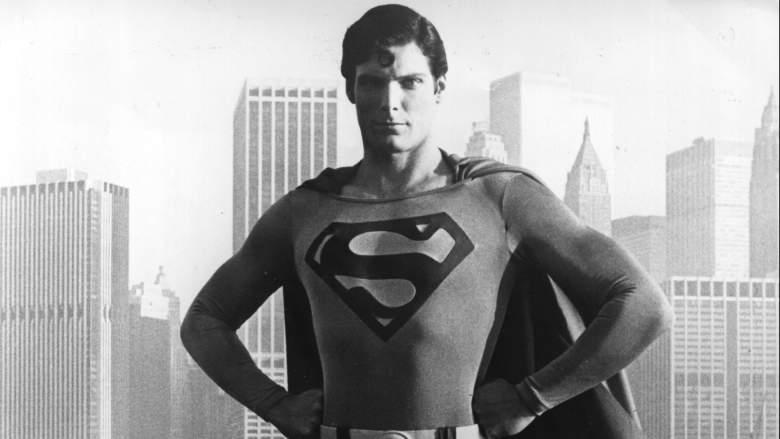 Superman Christopher Reeve, Superman Netflix, Netflix January