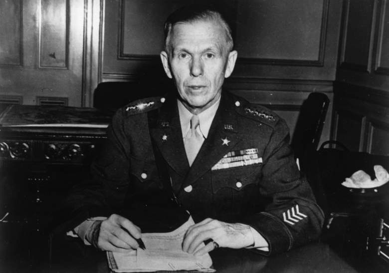 George C. Marshall, James Mattis waiver, Defense Secretary