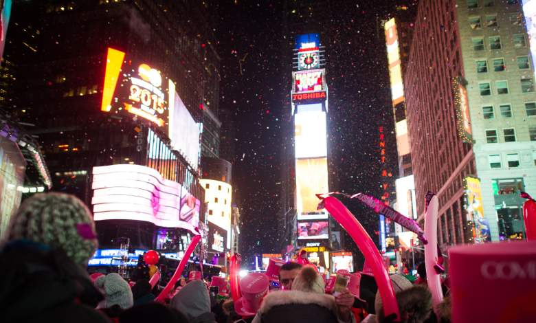 New Year's Eve Security, Times Square Security New Year's Eve, terrorist threats times square new years, NYPD New Year's Security