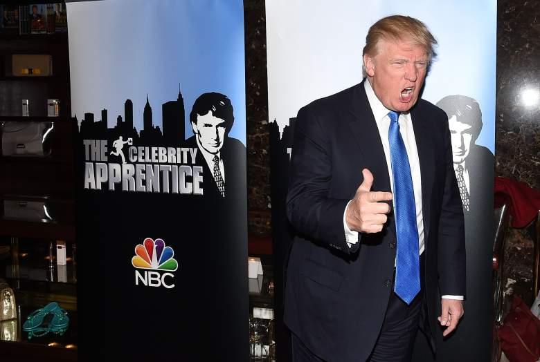 Donald Trump celebrity apprentice, donald trump the apprentice, donald trump apprentice season 14