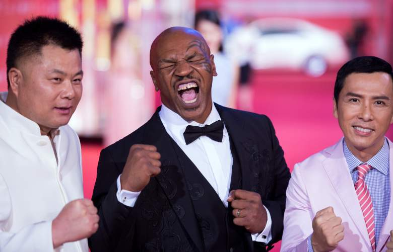Donnie Yen vs Mike Tyson, Cirrut Imwe actor, Donnie Yen Star Wars character, Donnie Yen bio