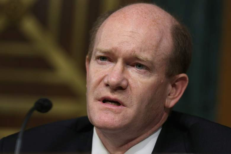 Chris Coons senate, Chris Coons senate foreign relations committee, Chris Coons senate hearing