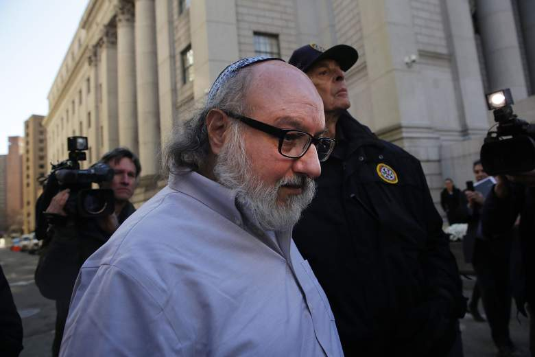 NEW YORK, NY - NOVEMBER 20:  Jonathan Pollard, the American convicted of spying for Israel, leaves a New York court house following his release from prison early on Friday after 30 years on November 20, 2015 in New York, New York. Pollard, who was convicted as a Navy intelligence analyst of passing suitcases filled with classified documents to Israeli agents in the mid-1980s, won't be allowed by the Obama administration to leave the country and move to Israel at this time.  (Photo by Spencer Platt/Getty Images)