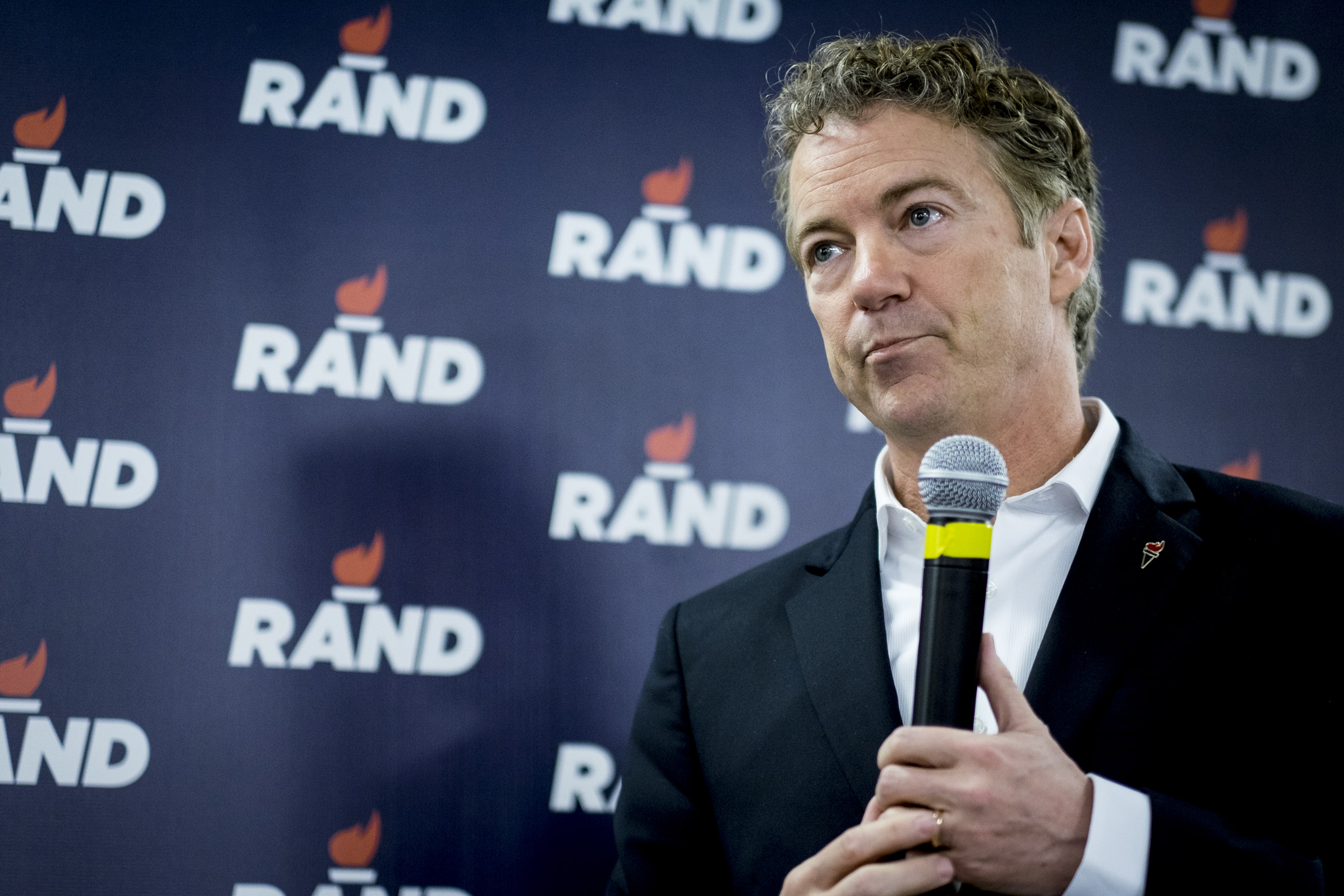 Rand Paul Des Moines, Rand Paul Iowa, Rand Paul 2016 campaign