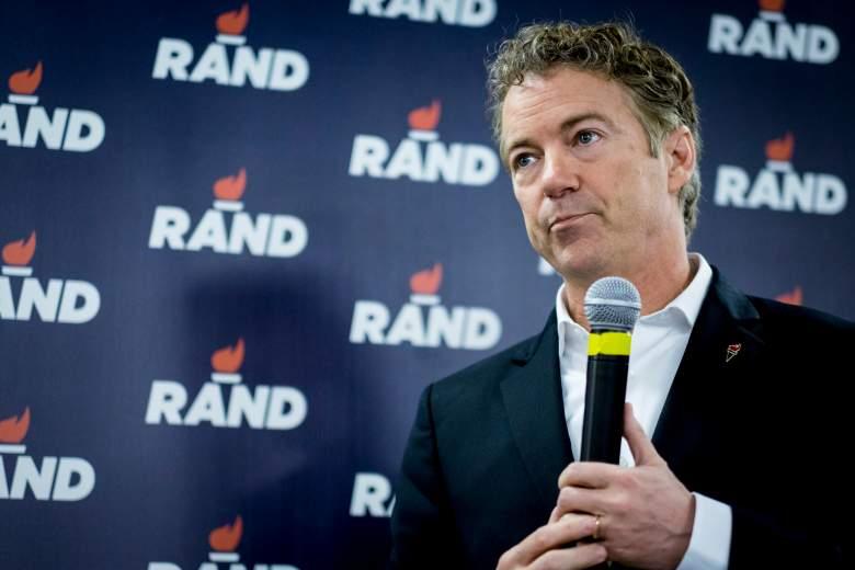 Rand Paul Des Moines, Rand Paul Iowa, Rand Paul 2016 campaign