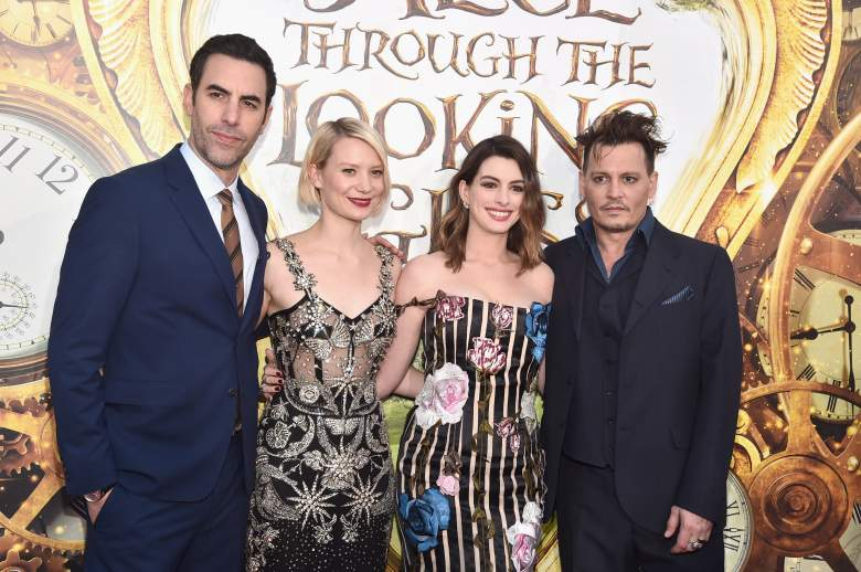 Alice Through the Looking Glass cast, 2016 box office flops, box office bombs