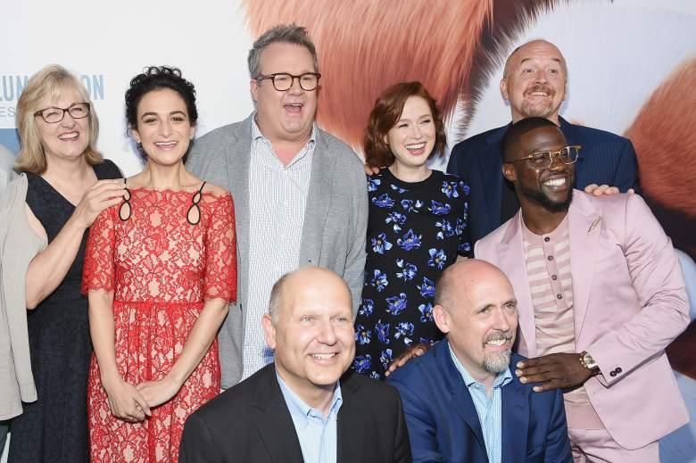 The Secret Life of Pets cast, box office 2016, box office hits