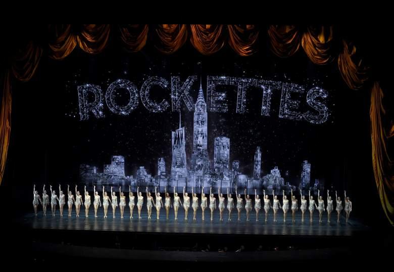 Radio City Rockettes, Radio City Rockettes 2016, Radio City Rockettes curtain call