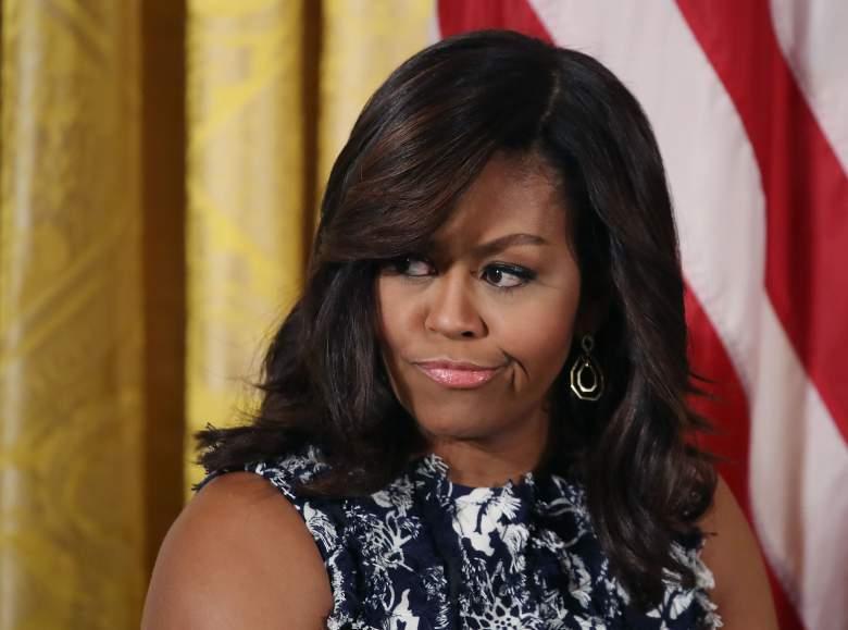 Michelle Obama, Michelle Herren, Monkey Face