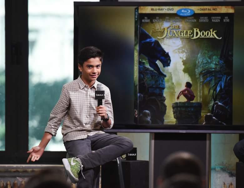 Mowgli actor, The Jungle Book 2016, 2016 box office