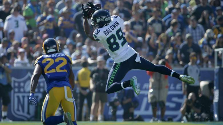 seahawks vs rams channel, start time, tv channel, thursday night football, tnf, when is the seahawks rams game tonight