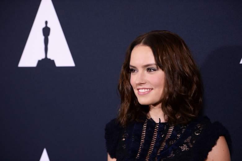 Star Wars Episode VIII cast, Daisy Ridley Rey, Rey actress