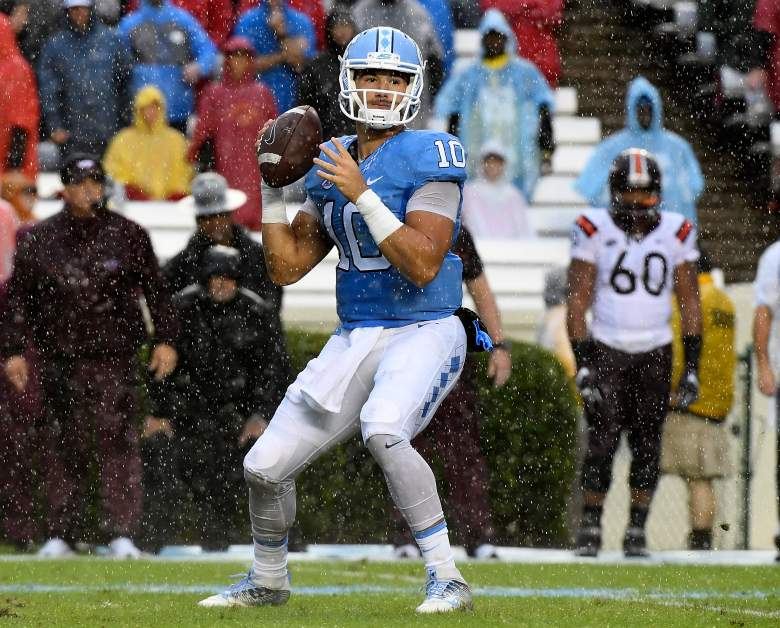 mitch trubisky, browns, nfl mock draft, nfl draft 2017, top best prospects, predictions, updated, order