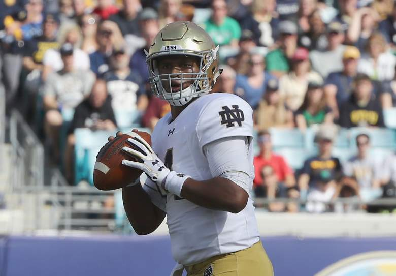 nfl mock draft, order, nfl draft, predictions, latest, top best college football players, prospects