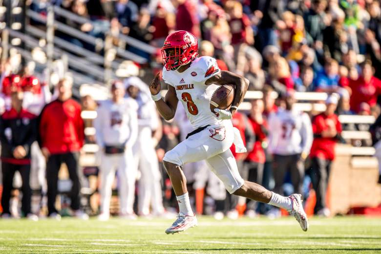 lamar jackson, louisville vs. lsu, citrus bowl, odds, point spread, pick against the spread, who will win, over, under