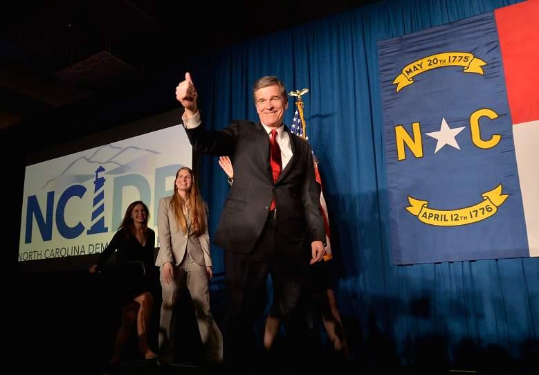 North Carolina Governor, Governor Roy Cooper, Roy Cooper, North Carolina Attorney General