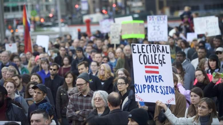 electoral college vote