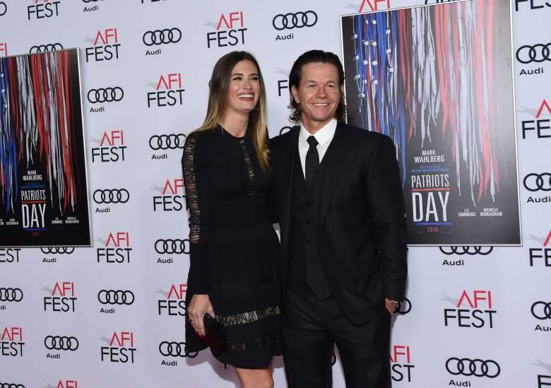 Patriots Day cast, Mark Wahlberg Rhea Durham, Mark Wahlberg wife