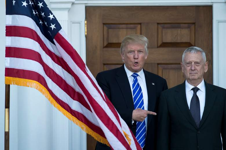 Donald Trump Defense Secretary, James Mattis, James Mad Dog Mattis, James Mattis Waiver