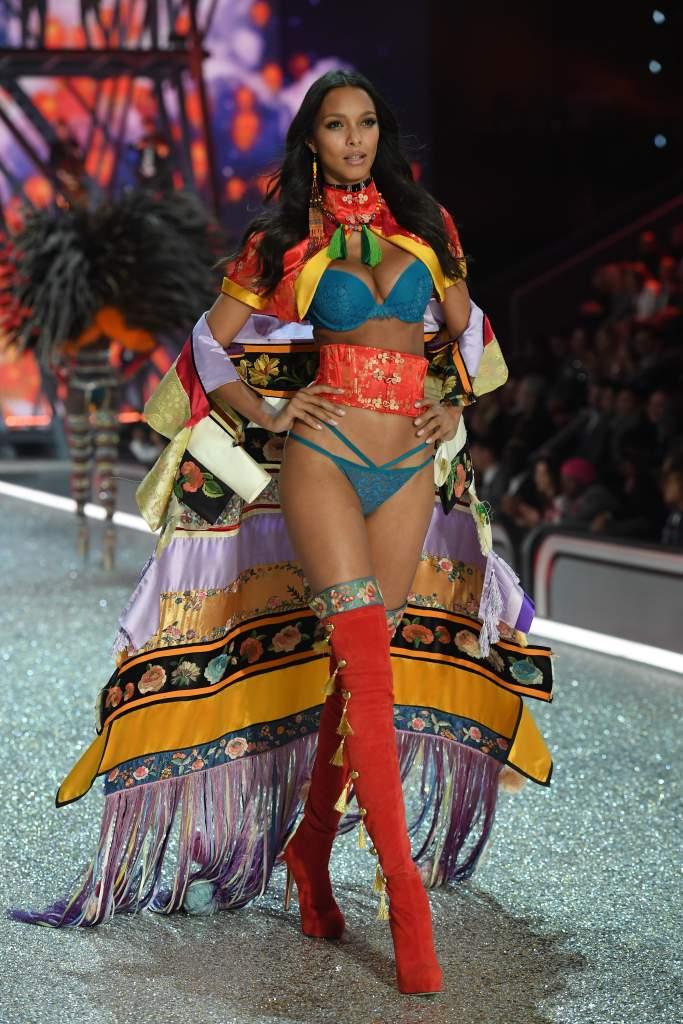 Segment 1 The Road Ahead, Victoria's Secret Fashion Show The Road Ahead Segment 1, which models walked in the road ahead victoria's secret fashion show