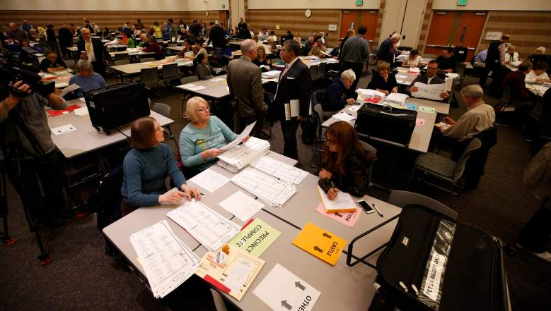 michigan recount