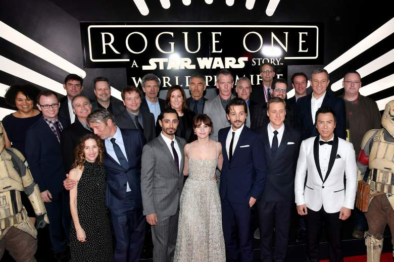 Rogue One box office, Rogue One opening weekend, Rogue One Star Wars