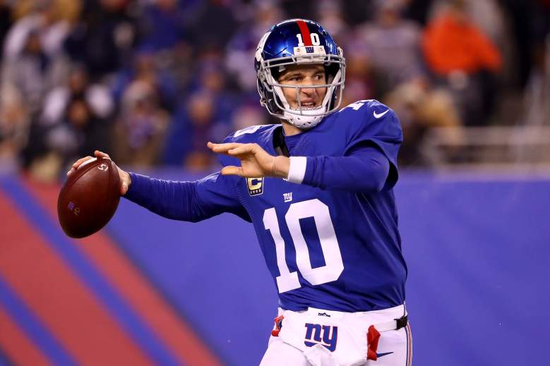 who what teams play on thursday night football, eagles vs. giants, time, channel, when
