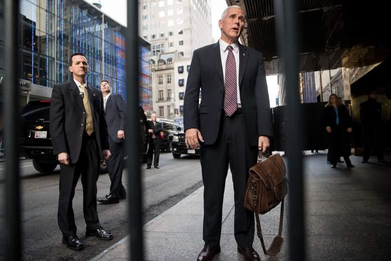 Mike Pence Net Worth, Donald Trump Vice President, Mike Pence sad