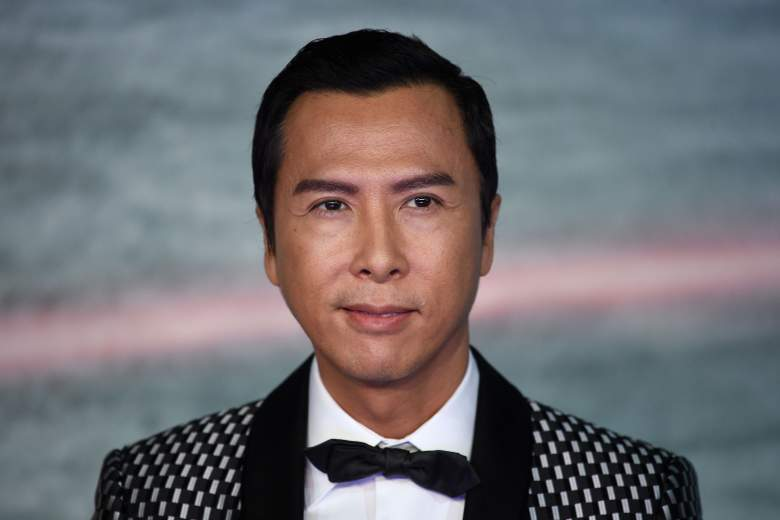 Donnie Yen, Donnie Yen Net Worth, Chirrut Îmwe actor, Donnie Yen Star Wars Character