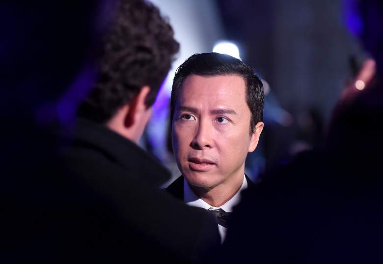 Donnie Yen, Donnie Yen Net Worth, Donnie Yen Star Wars