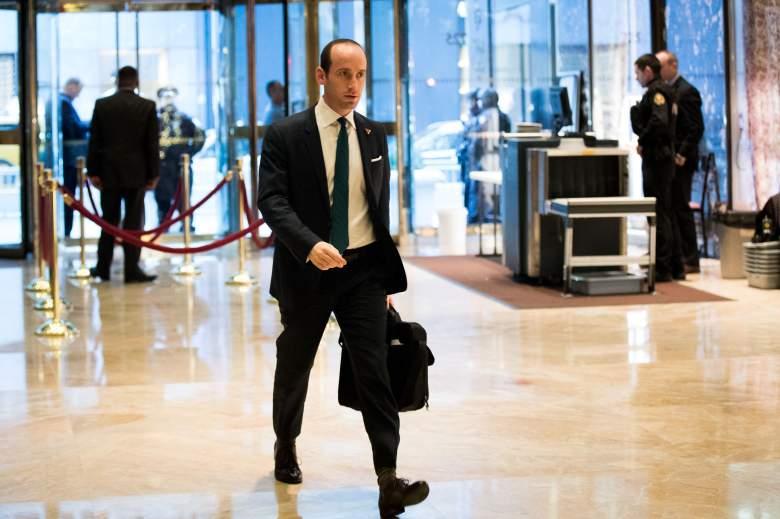 Stephen Miller, Trump aides, Trump advisers, Trump inauguration speech writer
