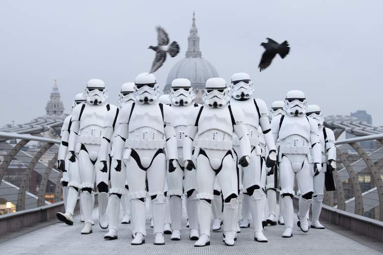 Stormtroopers, upcoming Star Wars Movies, Star Wars new movies, Star Wars Rogue One