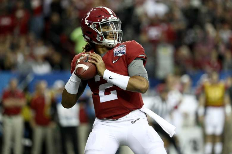 alabama vs. clemson, point spread, odds, favored, over, under, total, vegas, betting