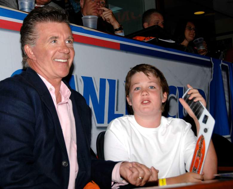 Carter Thicke, Alan Thicke son, Alan Thicke family