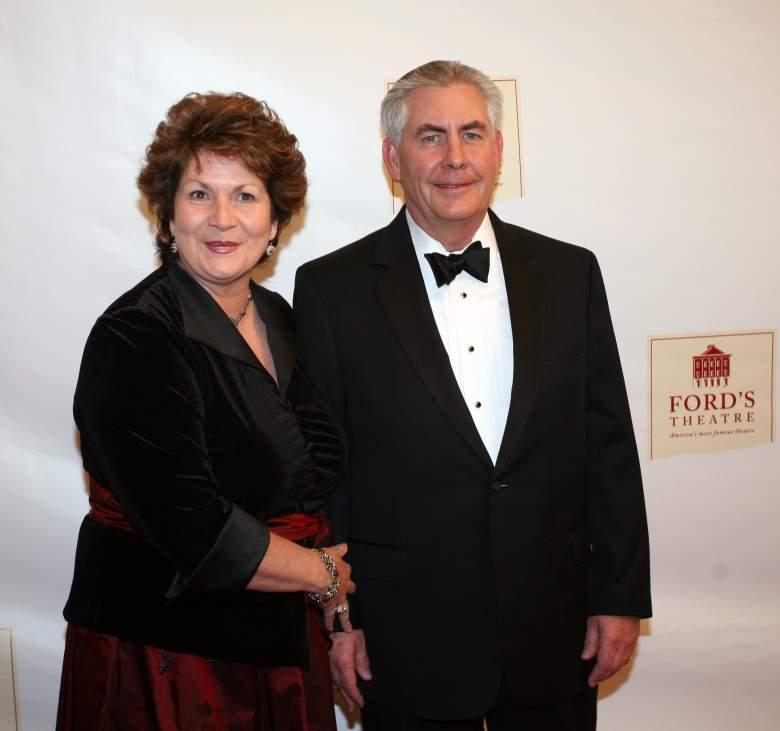 Rex Tillerson wife, Renda St. Clair, Rex Tillerson Secretary of State, ExxonMobil CEO Salary