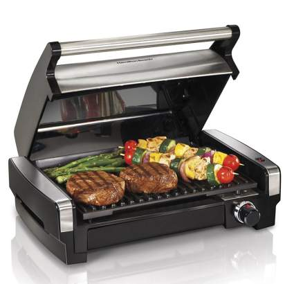 Hamilton Beach Indoor Flavor Searing Grill