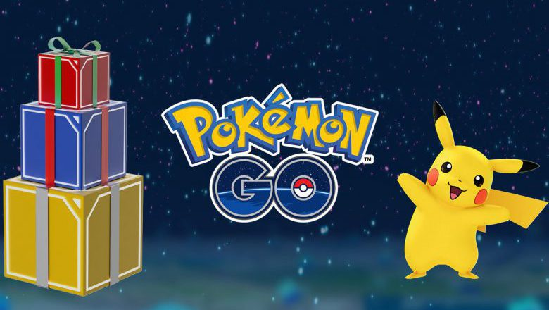 Pokemon Go Holiday Event, pokemon go christmas, pokemon go christmas presents
