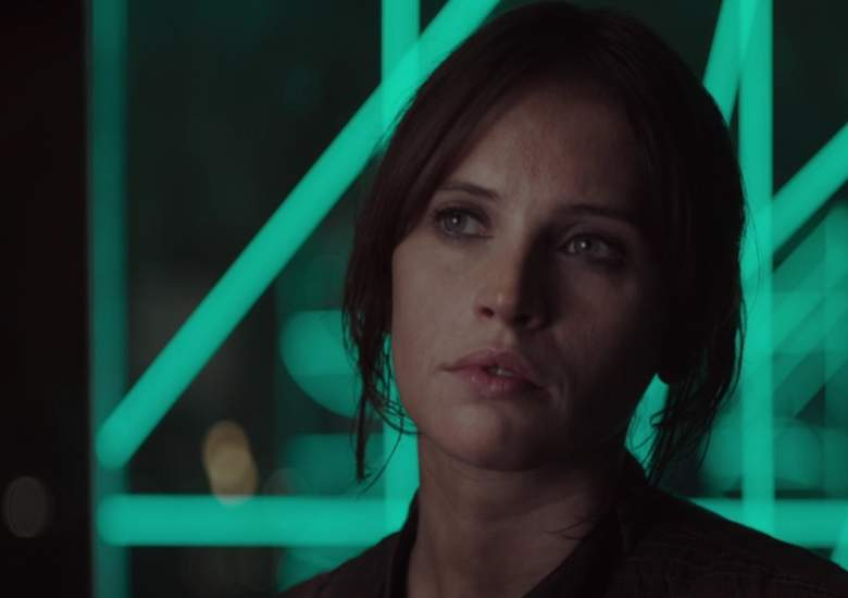 Jyn Erso, Star Wars spoilers, Rogue One easter eggs