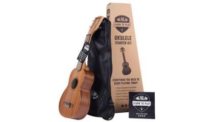 kala ukulele starter kit