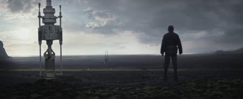 Krennic's Imperial Shuttle, Rogue One ships, Rogue One technology, Star Wars technology