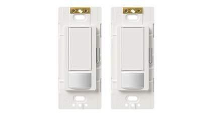 lutron motion sensor light switch