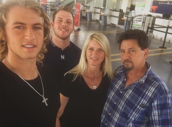 Michael Kopech, Chris Sale trade, Brielle Zolciak-Biermann boyfriend, Michael Kopech family