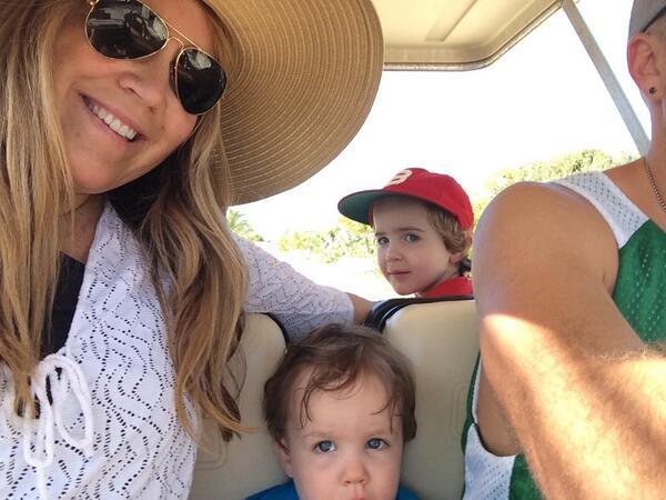 Nancy Mack, Chad Smith wife, Chad Smith Nancy Mack