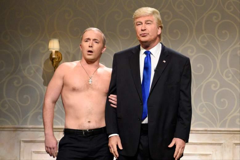 Alec Baldwin as Donald Trump, Donald Trump SNL, Alec Baldwin SNL