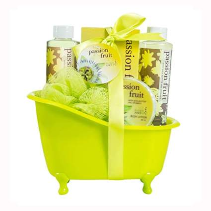 passion fruit womens bath gift set