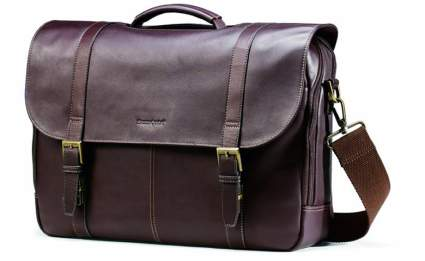 samsonite-colombian-leather-flap-over-laptop-messenger-bag