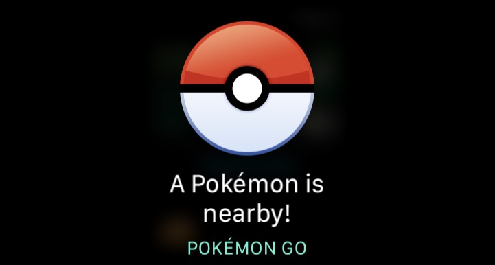 pokemon notification