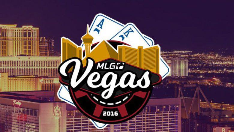 MLG Vegas 2016, MLG Vegas logo, MLG Vegas
