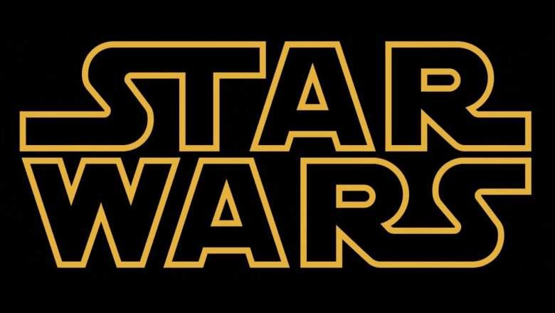 Star Wars logo, Rogue One logo, Rogue One opening crawl