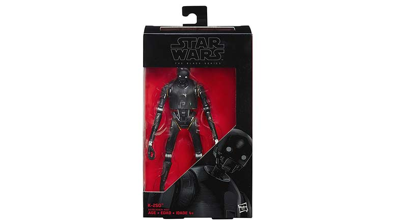 Rogue One k2so figure